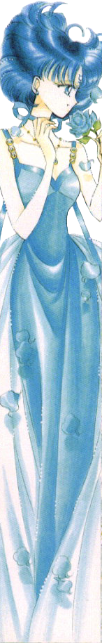 Ami Mizuno Sailor Mercury Princess Mercury - Manga