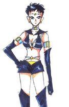 Star Fighter Manga