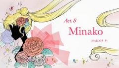 SMC; Act-8 Minako Sailor V Ep-Title Card