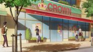 Game Crown Cafe