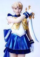 Shū Shiotsuki - Sailor Uranus (Amour)