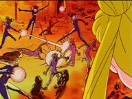 Www.kizoa.com sailor moon sailor stars episode 190 the sailor starlights planet is destroyed