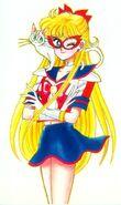Sailor V manga