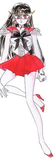 Sailor Mars (projekt fuku)