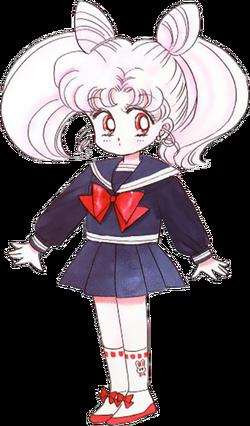 Chibiusa Tsukino - Manga
