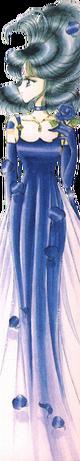 Princess Saturn - Manga