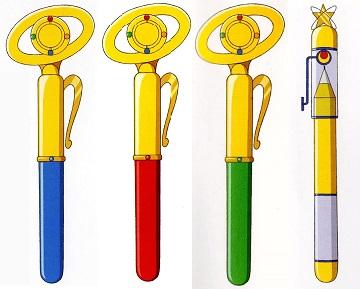Transformation Pen Sailor Moon Crystal Wiki Fandom