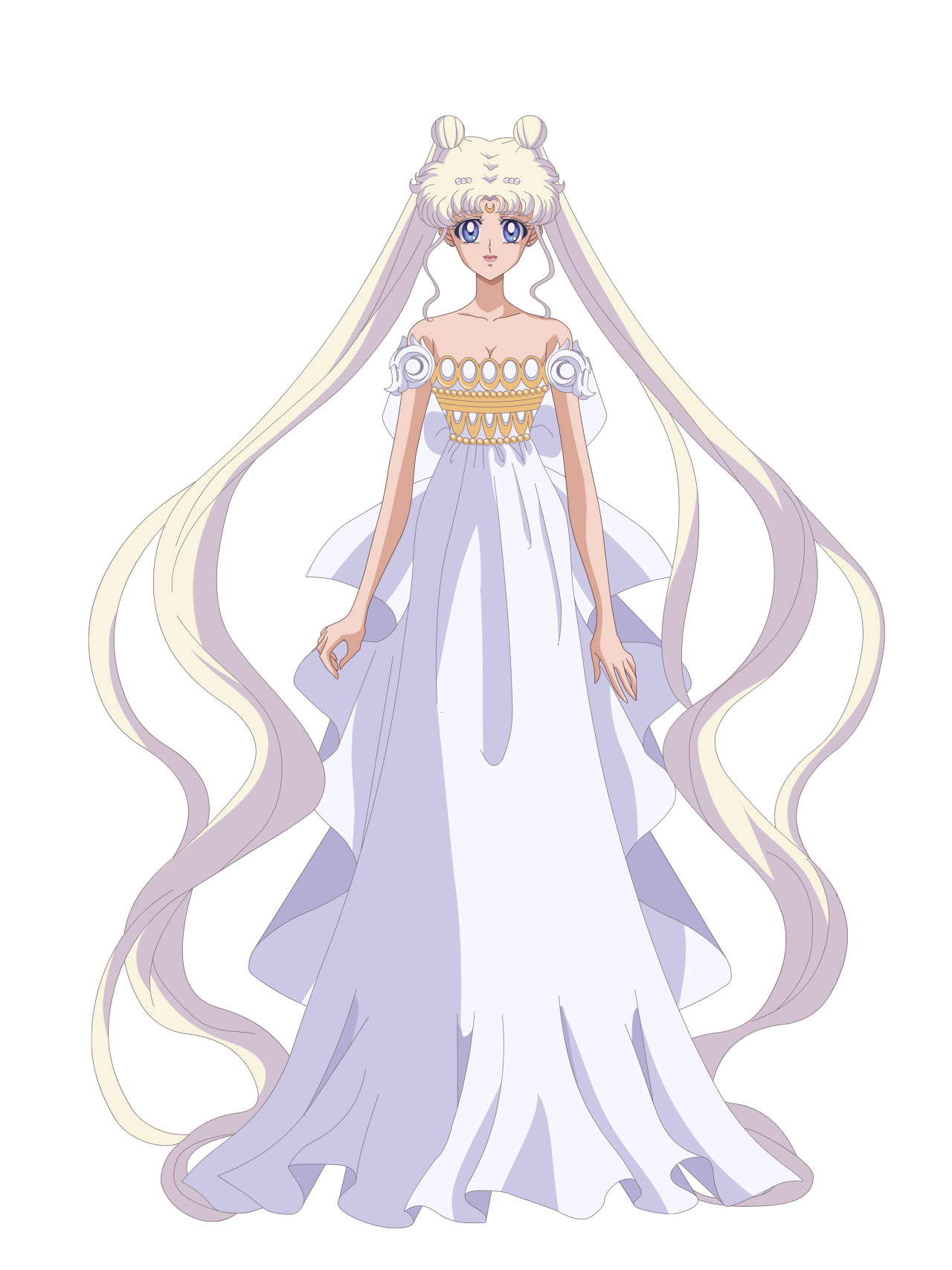 Neo-Queen Serenity | Sailor Moon Crystal Wiki | FANDOM ...