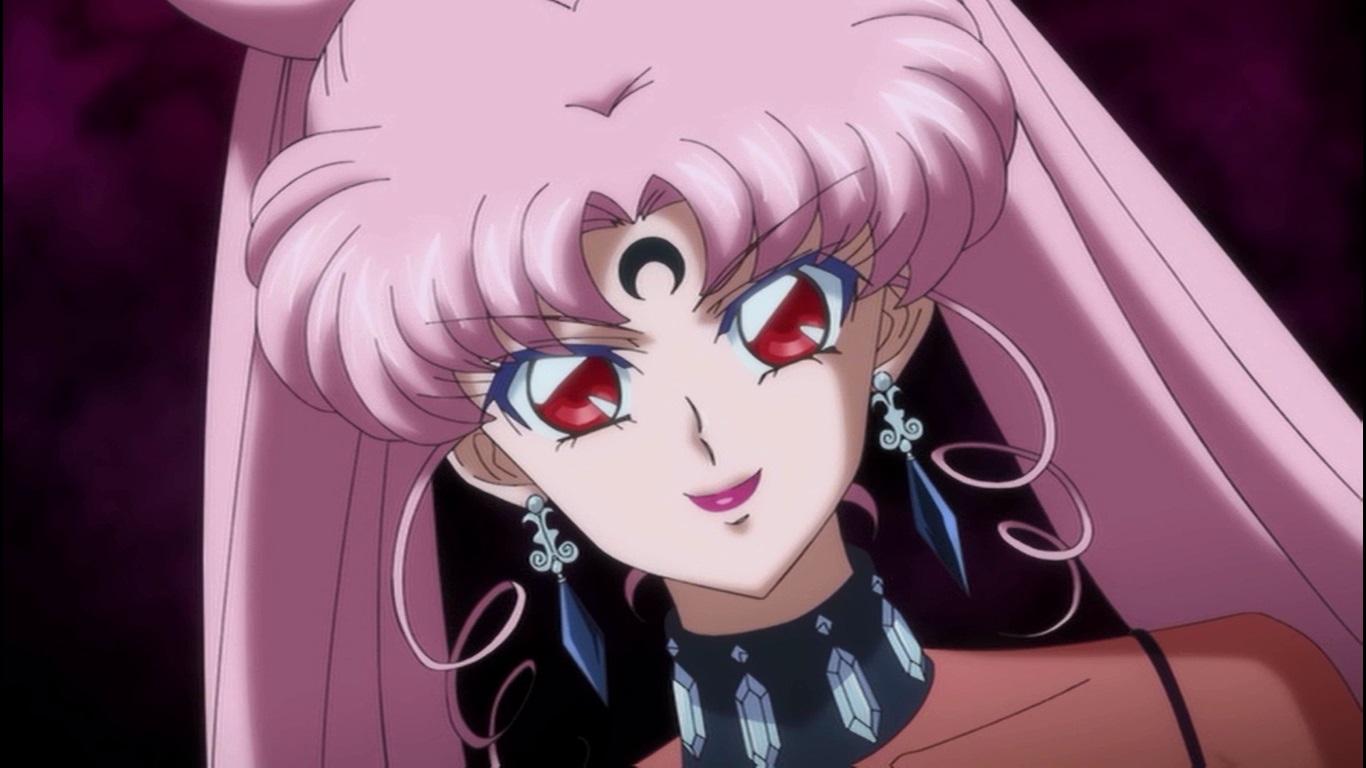 Black Lady Sailor Moon Crystal Wiki Fandom Powered By Wikia