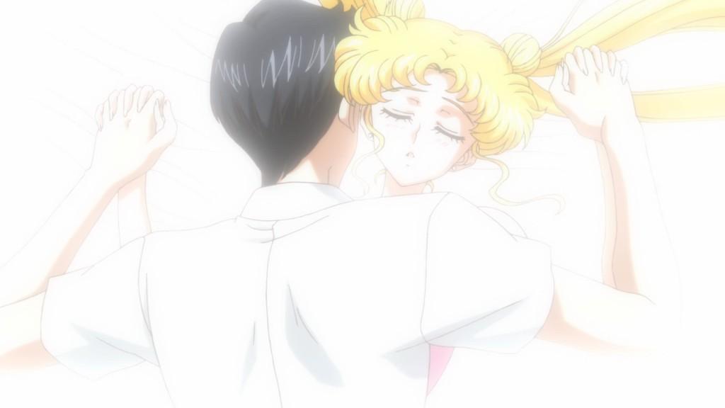 Image - Sailor moon crystal act 19 usagi and mamoru having