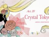 Act 20. Crystal Tokyo, King Endymion