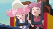 Sailor moon crystal act 27-2 chibiusa and momoko on a ride-1024x576