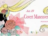 Act 23. Covert Maneuvers, Wiseman