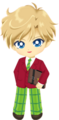 Haruka Tenoh (School Uniform)