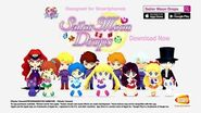 IOS Android SailorMoon Drops