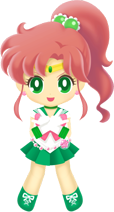 Sailor Jupiter (Manga Design)