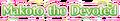 Makoto the Devoted logo