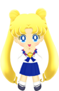 Usagi Tsukino (High School)