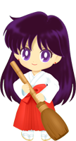 Rei Hino (Shrine Maiden)