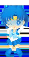 Sailor Mercury (Manga Design)