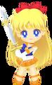 Sailor Venus (Manga Design)