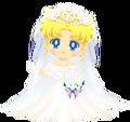 Usagi Tsukino (Wedding Dress)