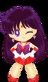 Sailor Mars (Manga Design)