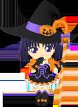 Hotaru Tomoe (Witch)