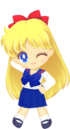 Minako Aino (High School)