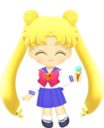 Usagi Tsukino (Cosmic Heart)