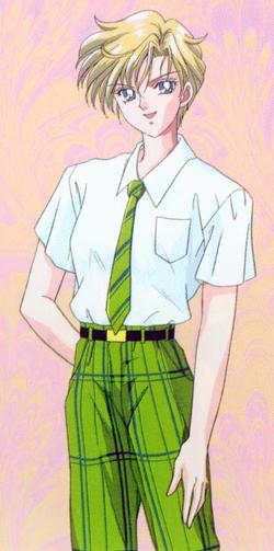 Amara Uniform Profile