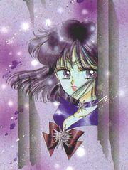 Sailor Saturn (Manga)