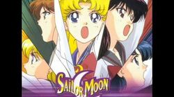 Sailor Moon The Full Moon Collection Track 7 - Moon Crystal Power