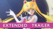 Official Extended Trailer- PRETTY GUARDIAN SAILOR MOON CRYSTAL - English Sub ( BGM Ver