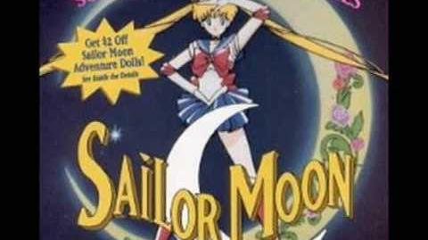 SAILOR MOON OST. TRACK 6 it's a New Day'