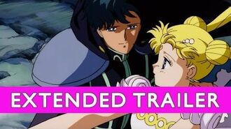 Extended Trailer - Sailor Moon R THE MOVIE *Tickets on Sale Nationwide!*