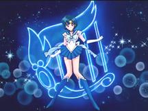 Mercury crystal power