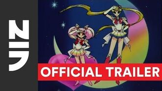 Sailor Moon SuperS, Part 1 on Blu-ray DVD - Official English Trailer