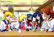 Sailor Moon Crystal Scan