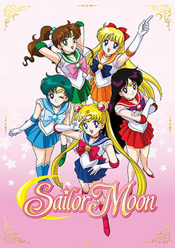 Sailor Moon (Viz Media) Poster