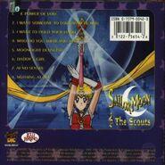 Sailor Moon & The Scouts Luna Rock (Back)