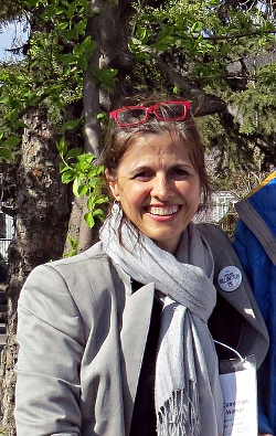 Terri Hawkes (Present)
