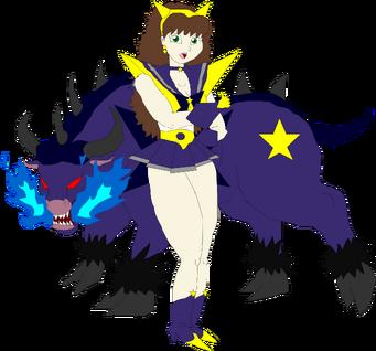 Sailor Khalkotaurus