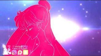 Sailor Pluto - Transformation Sailor Moon Crystal III By Mobi0392