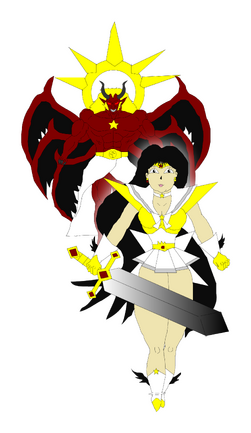 Sailor Lucifer