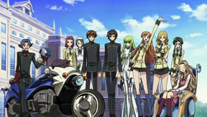 Code Geass group2