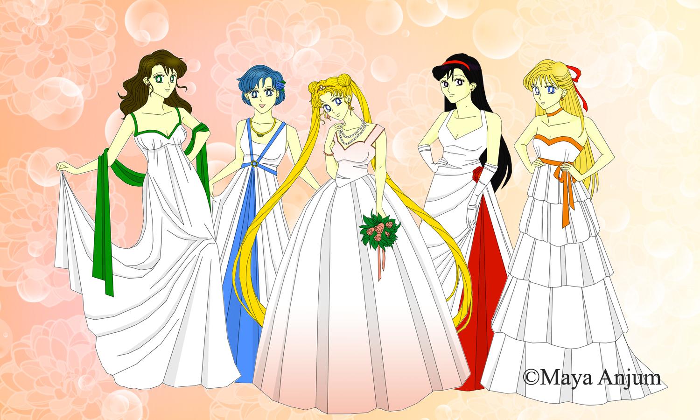 Image Sailor Moon Wedding Contest By Companionableillsg
