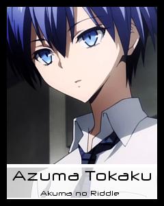 Azuma tokaku