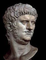 Nero bust