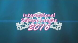 ISML (International Saimoe League) 2016 PV (Female Division)